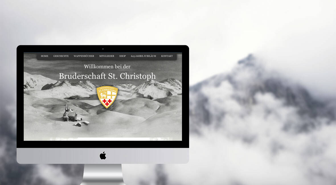 MASSIVE ART – Website-Relaunch für Bruderschaft St. Christoph