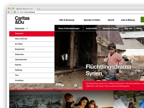 MASSIVE ART – Startseite von Caritas Österreich
