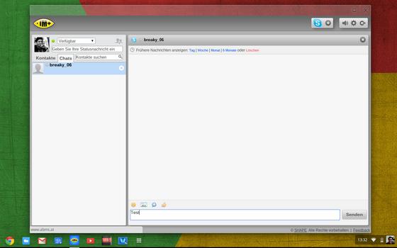 IM+ Webservice
