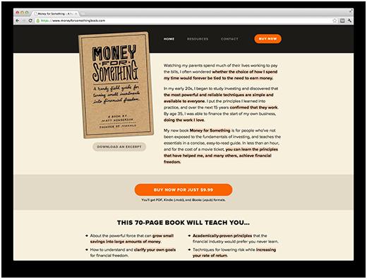 E-Commerce Praxisbeispiel - Startseite