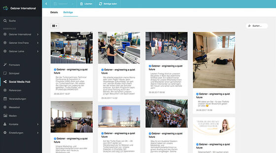 Getzner Social Hub Übersicht Sulu MASSIVE ART