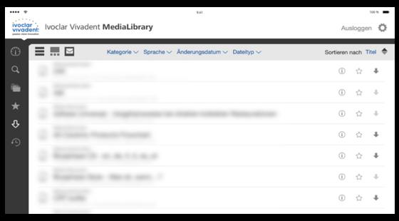 Media Library Dokumente verwalten leicht gemacht MASSIVE ART Artikelbild