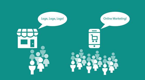 USPs, Traffic, Vertrauen: Tipps für erfolgreiches E-Commerce Lage des Shops