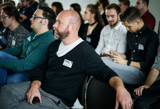 MASSIVE ART Digital first-Event: Impulse für eine digitale Zukunft Zuhörer