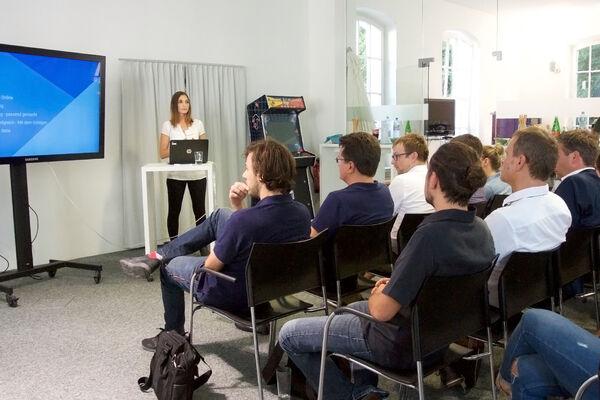Mobile-First: Das Google Partner Event bei MASSIVE ART