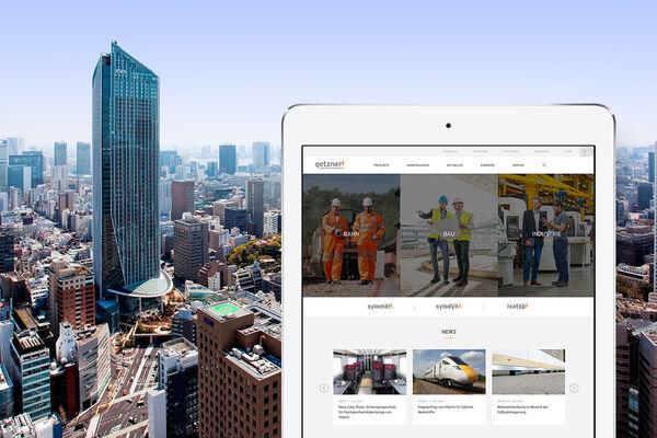 Digital-Strategie für Getzner Werkstoff GmbH