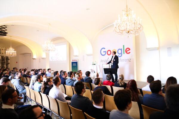 Google Analytics Konferenz Wien 2018