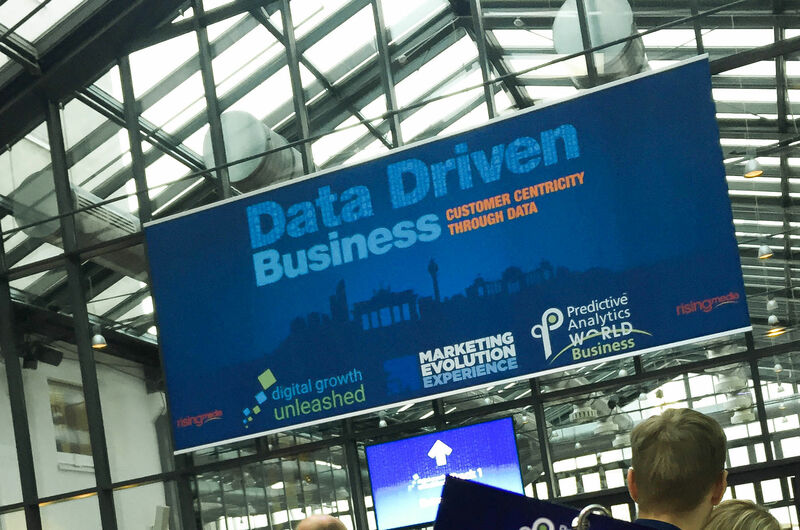 Titelbild Data Driven Marketing