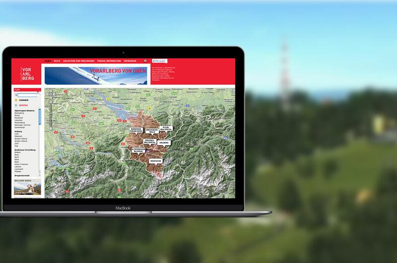 MASSIVE ART – Videoportal für Vorarlberg Tourismus