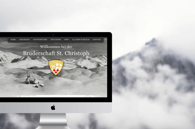 MASSIVE ART – Website-Relaunch für Bruderschaft St. Christoph