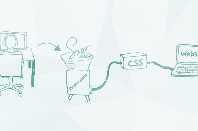 Wie du mit SASS schneller Designs in Code umwandelst