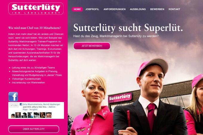 MASSIVE ART Blog: Sutterlüty 2