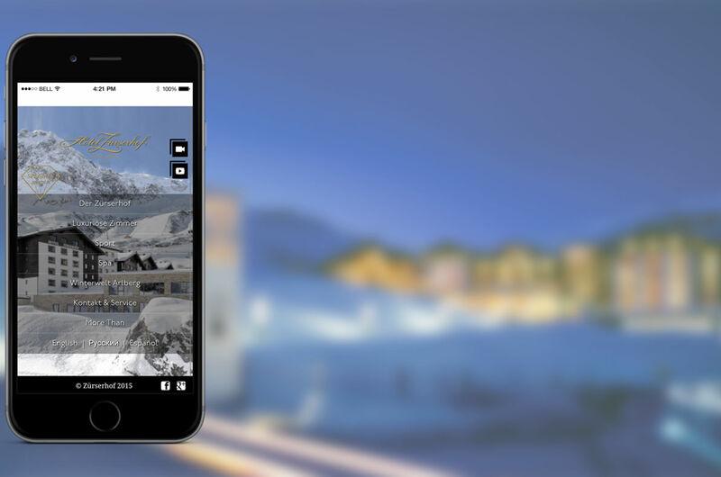 MASSIVE ART – Website-Relaunch für Zuerserhof