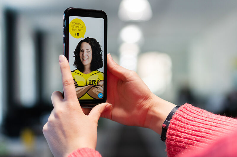 Snapchat als Recruitingtool