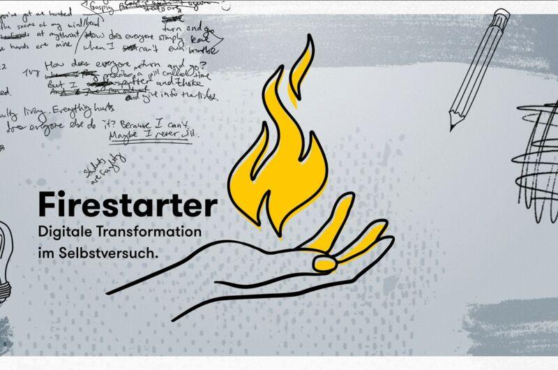 Feuerstarter Digitale Transformation im Selbstversuch