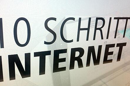 10 Schritte ins Internet