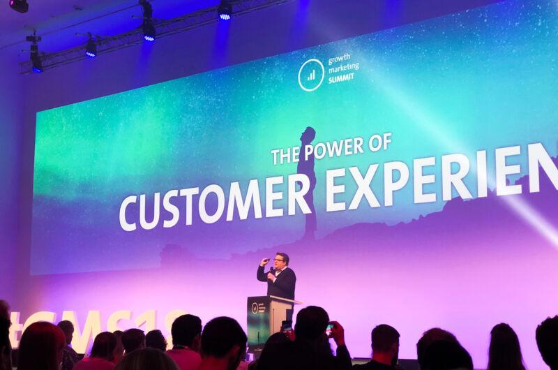 Growth Marketing Summit 2018 Vortrag