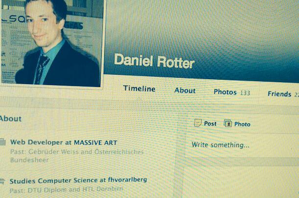 Studienjob bei MASSIVE ART - Daniel
