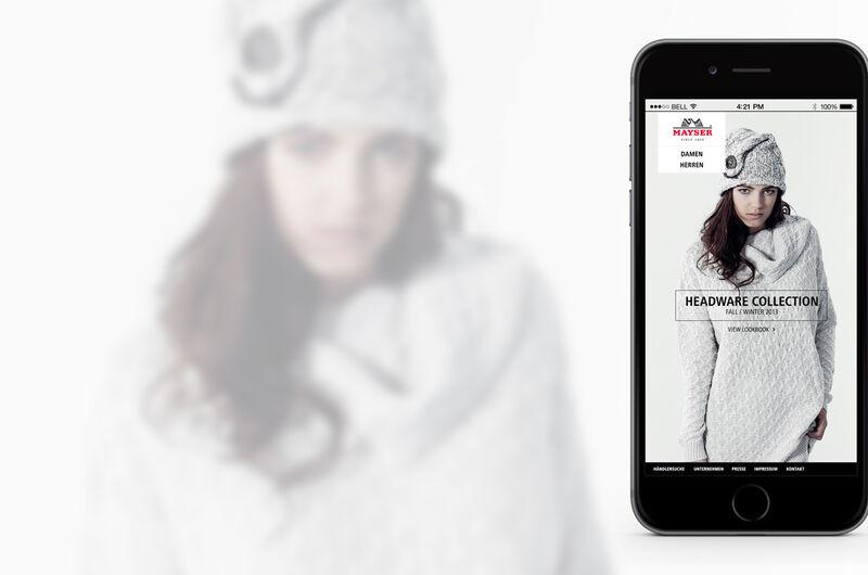 MASSIVE ART – Website-Relaunch für Mayser