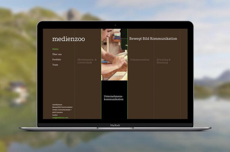MASSIVE ART – Website-Relaunch für Medienzoo