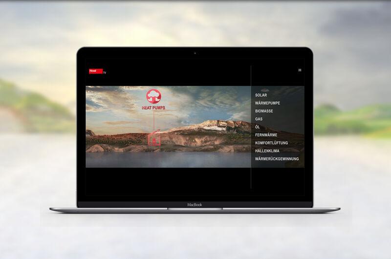 MASSIVE ART – entwickelt Online-Kanal für Hoval TV
