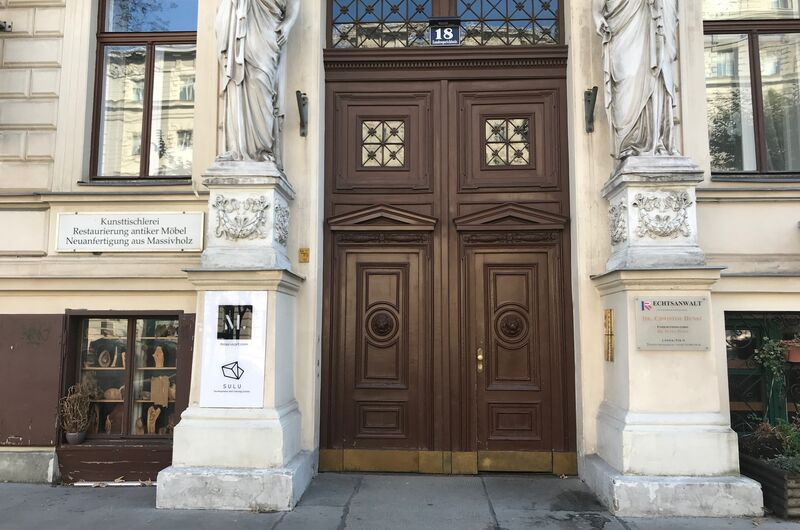 MASSIVE ART Standort Wien