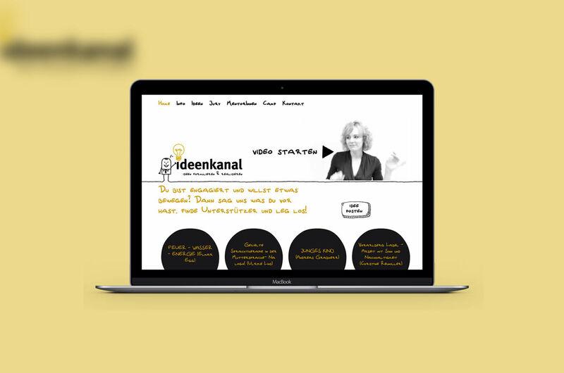MASSIVE ART – Website-Relaunch für Ideenkanal