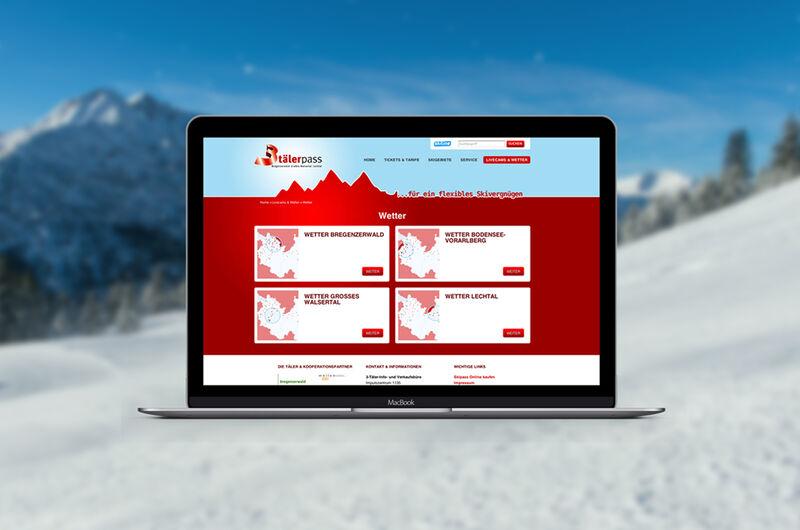MASSIVE ART – Website-Relaunch für 3TälerPass
