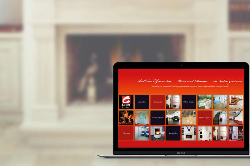 MASSIVE ART – Website-Relaunch für Gort Rudolf